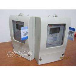 AA插卡电表预付费电表磁卡智能电表图片