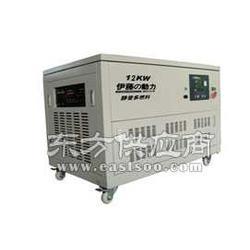 12千瓦天然气发电机组图片