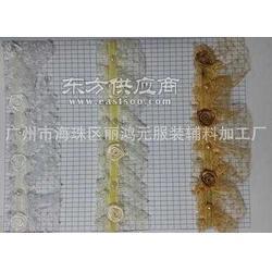 丝带特种花边图片