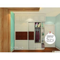 移门衣柜 移门衣帽间 新房卧室装修打柜子就来大宅铭居家具图片