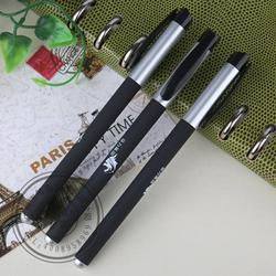 珠海中性笔、新款磨砂中性笔出售 多种款式、笔海文具图片