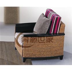 藤沙发品牌|藤沙发组合套装|高明藤沙发图片