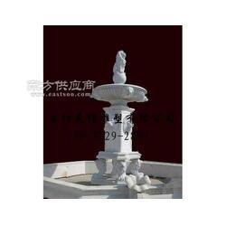石雕喷泉雕刻-天信雕塑图片