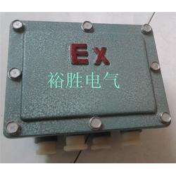 (接线盒),铸钢接线盒,裕胜电气厂价直销接线盒图片