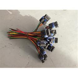 威海电器插头、济南紫晖、博世2.2尿素泵电器插头图片