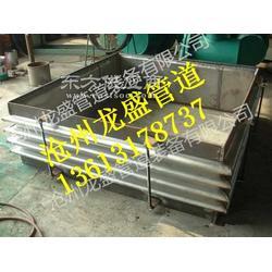 脱硫除尘设备专用矩型波纹补偿器生产厂家龙盛管道图片