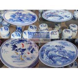 陶瓷厂家生产定做陶瓷桌凳 陶瓷灯柱 园林装饰图片