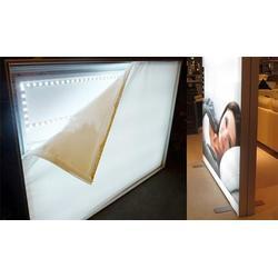 2面反转灯箱-益阳灯箱-南邦灯箱水晶灯箱图片
