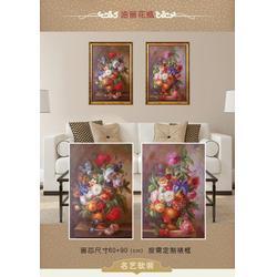 室内油画定制 名艺画苑 纸坊油画图片