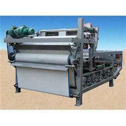 洗沙污水用带式压滤机-潍坊兴盛机械-辽宁带式压滤机图片