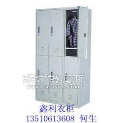 松岗铁皮衣柜生产厂家图片