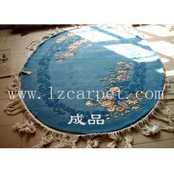 手工羊毛地毯、山西羊毛地毯、唯尔雅地毯图片