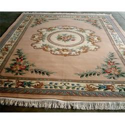 山西晋城地毯 手工地毯首选唯尔雅 手工羊毛编织地毯图片
