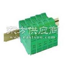 一入二出PT100热电阻转4-20MA温度变送器图片