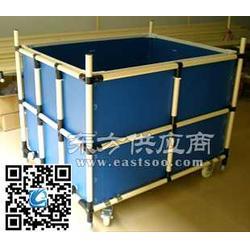 精益管周转车线棒物料防静电工作台专业生产图片