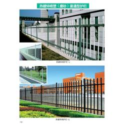 聖烨金属、【热镀锌喷塑护栏】、热镀锌喷塑护栏图片