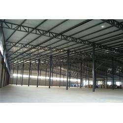 【铁棚】,钢结构铁棚,创安门业的铁棚值得您一购图片
