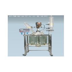 双层玻璃反应釜 杜甫仪器(图) 双层玻璃反应釜厂家图片