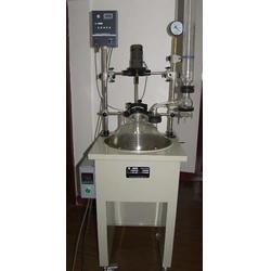 单层玻璃反应釜 杜甫仪器 单层玻璃反应釜图片