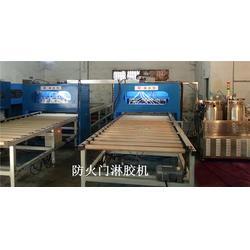 盐棉板淋胶机-北京淋胶机-龙宇机械专家图片