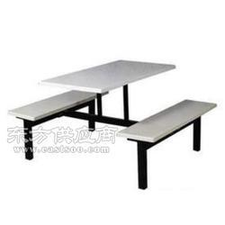学生餐桌椅 四人餐桌 质量保证 实惠图片