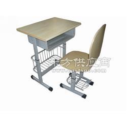 學生桌椅 升降桌椅 帶書包筐圖片