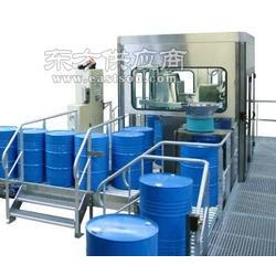200kg全自动对口灌装机 灌装200公斤液体图片