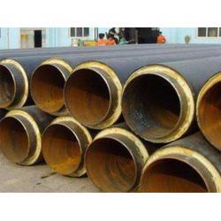 聚乙烯保温钢管厂家_汇众管道(在线咨询)_资阳聚乙烯保温钢管图片