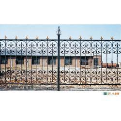 铁艺护栏销售|菏泽铁艺护栏|荣亨金属图片