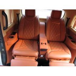真皮座椅改装技术、佳仕汽车技术、威海真皮座椅改装图片