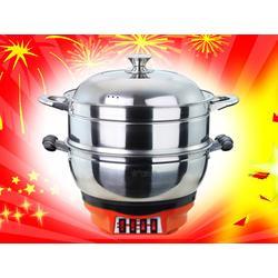 多功能電熱鍋廠家|華政電器|山西電熱鍋圖片