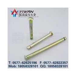 专业提供实心铆钉 汽车离合器片铆钉 实心平头铜铆钉图片