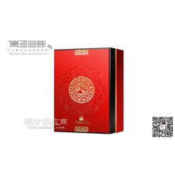 经典红色窗花月饼礼盒包装设计博涵包装礼盒厂家图片