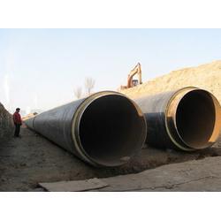 保温钢管,保温钢管批量生产,聚鑫管道图片