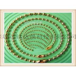 精美工艺品五金彩色珠链服装配饰图片