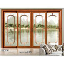 恒庭门窗承接铝合金门窗工程 铝合金门窗 铝合金门图片