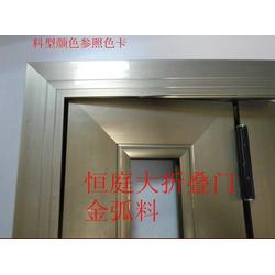 铝合金折叠门_广西折叠门_恒庭门窗图片