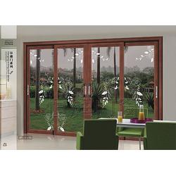 广西铝合金门窗,恒庭门窗,优质铝合金门窗采购图片