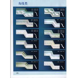 石膏线条模具_潍坊石膏线条模具_龙润石膏线模具图片
