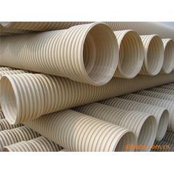 开平pe波纹管、浩禾建材好质量、pe波纹管排水管图片