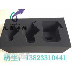 包装盒海绵内衬海绵 一次成型异型成型海绵图片