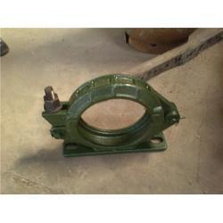 125底座管卡生产厂家_底座管卡_恒泰泵管图片