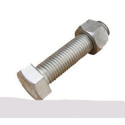 热镀锌螺栓现货 热镀锌螺栓 威实 热镀锌工艺受欢迎的厂家推荐图片