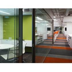 揚州高隔間-銀行高隔間系統-簡合裝飾圖片