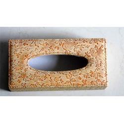 永世嘉箱包厂,【皮质纸巾盒定做】,珠海皮质纸巾盒定做图片