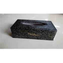 木质纸巾盒、木质纸巾盒加工、永世嘉箱包厂图片