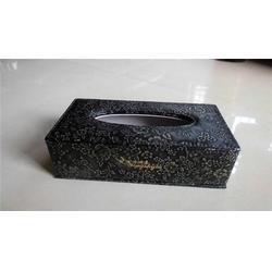 珠海方形纸巾盒、哪里有方形纸巾盒、永世嘉箱包厂图片