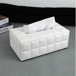 皮质纸巾盒定做,湛江皮质纸巾盒,永世嘉箱包厂图片