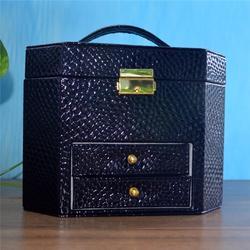 永世嘉箱包厂 皮质珠宝盒哪家有做-皮质珠宝盒图片