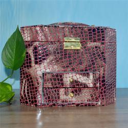 玉器首饰盒|永世嘉箱包厂|玉器首饰盒定做图片